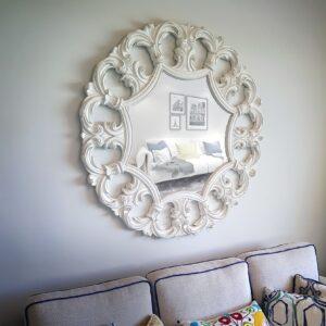 107 White Mirror