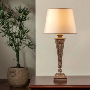 FINEART 5 TABLE LAMP GOLD