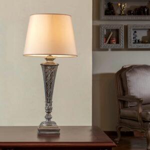 FINEART 5 TABLE LAMP SILVER